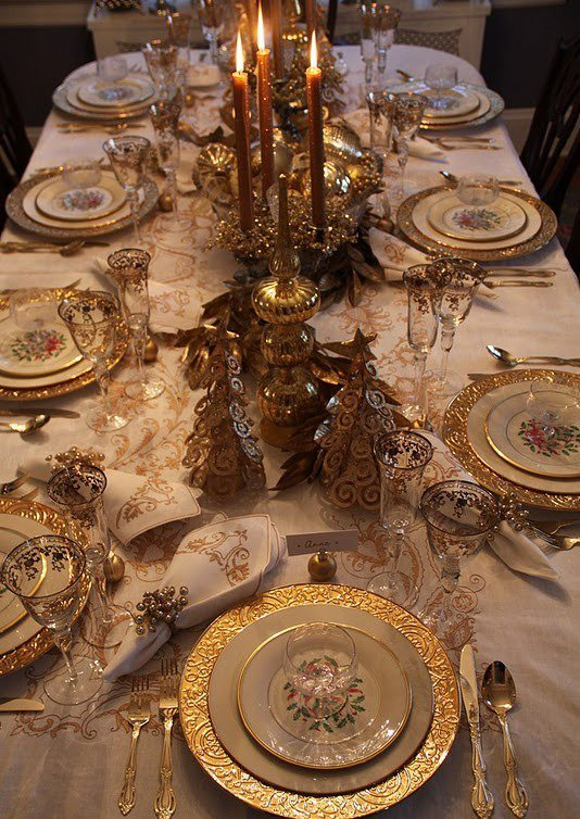 Golden Table