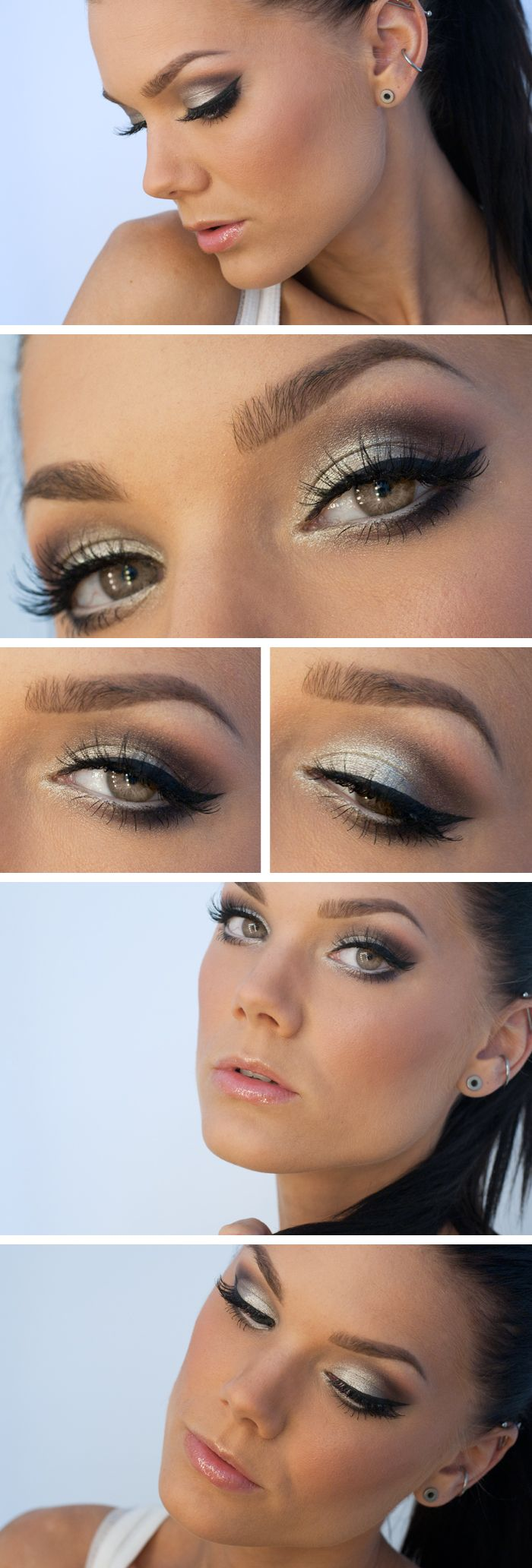 Gorgeous Glossy Eye Shadow