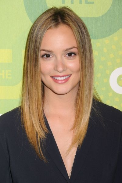 Great Long Straight Hairstyle