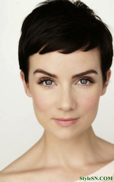 Great Short Pixie Hairstyle