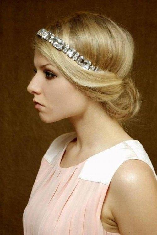 Incredible 16 Glamorous Bridesmaid Hairstyles For Long Hair Pretty Designs Short Hairstyles Gunalazisus