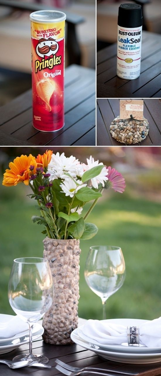 Homemade Vase
