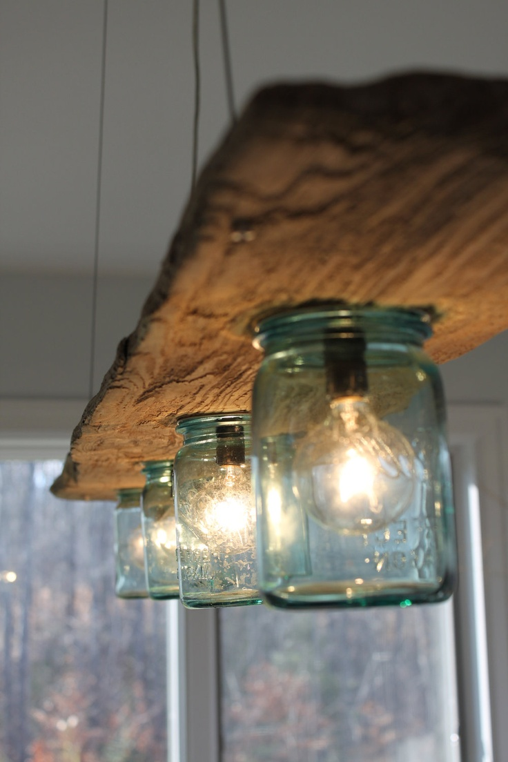 Jar Hanging Lights