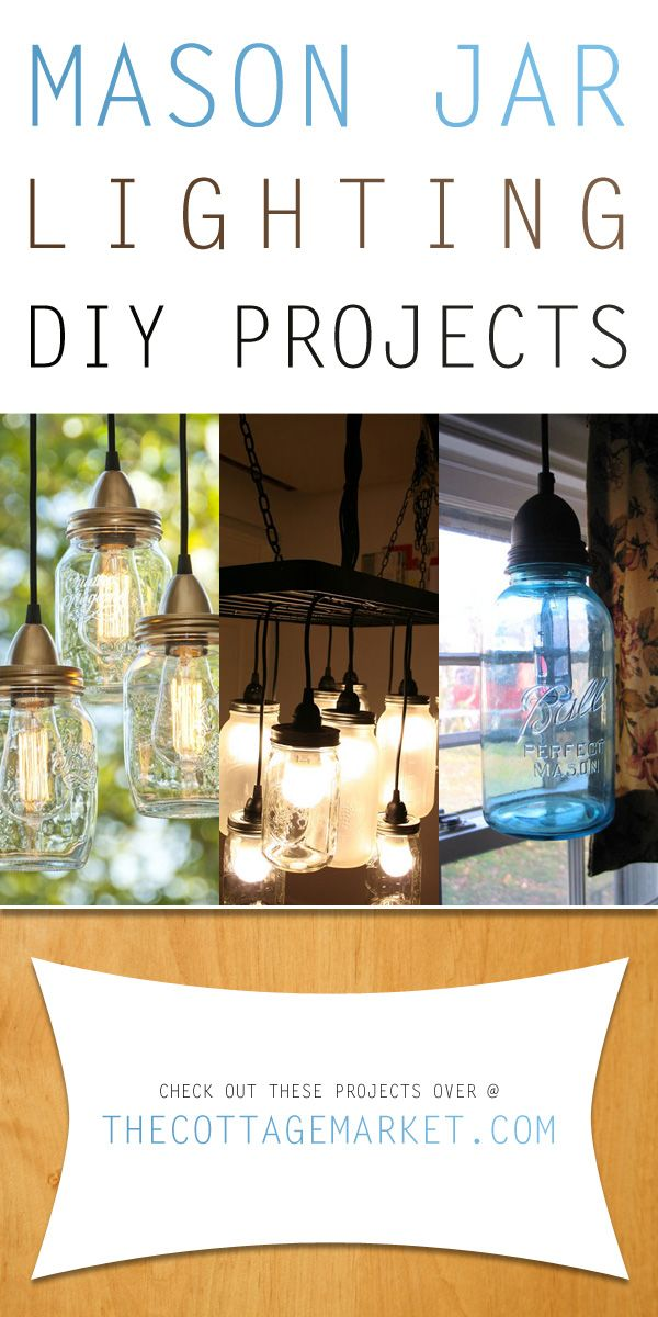 Jar Lighting Projects