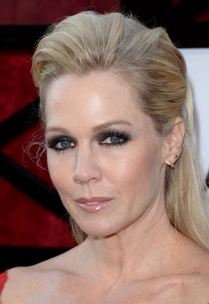 Jennie Garth Teased Hair