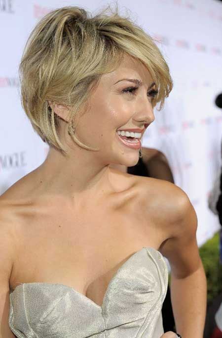 16 Hottest Celebrity Short Hairstyles - Pretty Designs