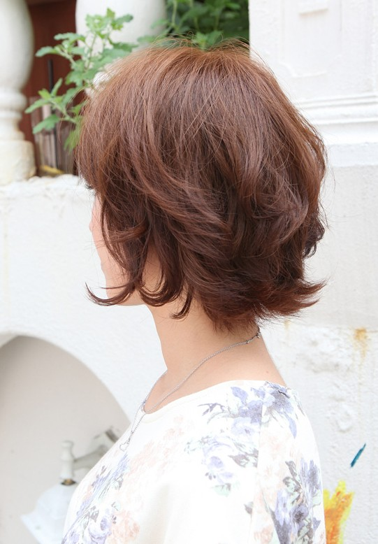 Fine 55 Super Hot Short Hairstyles 2016 Layers Cool Colors Curls Bangs Short Hairstyles Gunalazisus