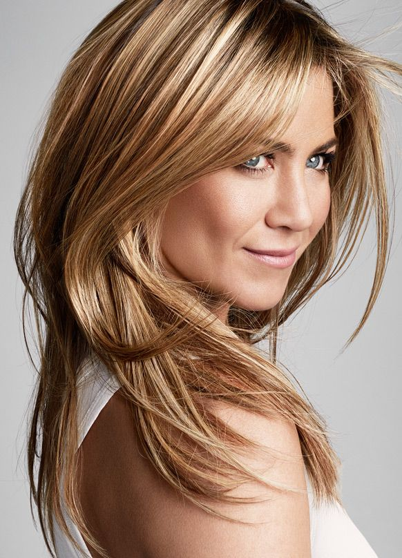15 great jennifer aniston hairstyles pretty designs. Black Bedroom Furniture Sets. Home Design Ideas