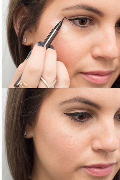 Longer Eyeliner