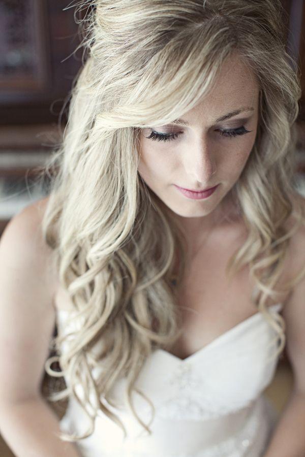 Enjoyable Long Hair Soft Curls Wedding Best Hairstyles 2017 Hairstyles For Women Draintrainus