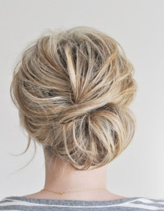 Magnificent 20 Gorgeous Messy Wedding Updos Pretty Designs Short Hairstyles Gunalazisus