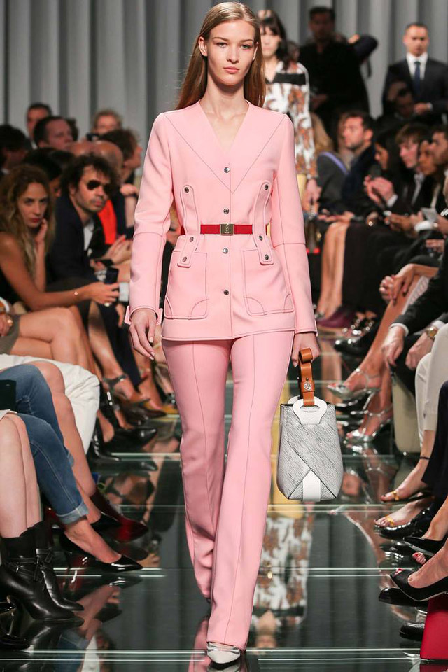 Louis Vuitton Retro Pantsuit