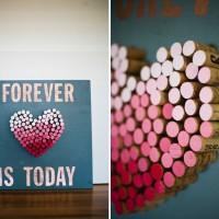 Lovely Cork Heart