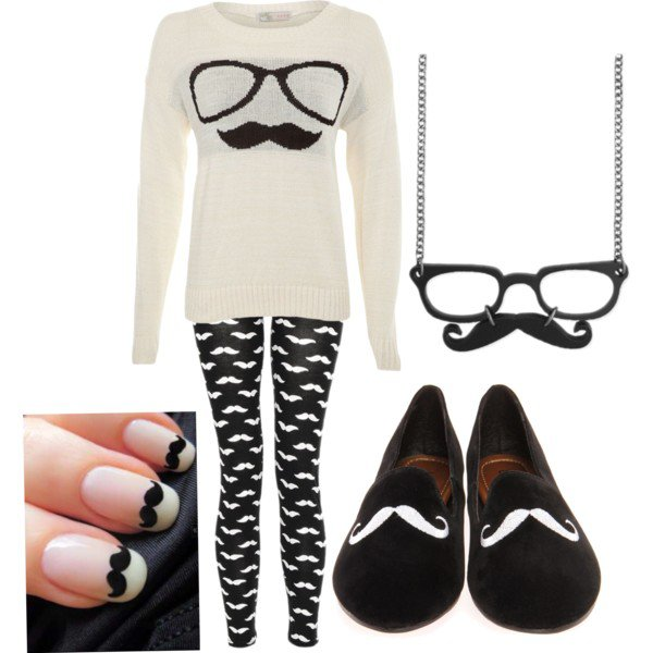 Lovely Outfit Idea for Movember