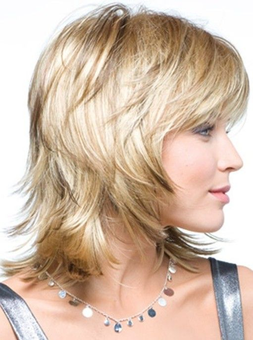 14 Trendy Medium Layered Hairstyles  Pretty Designs