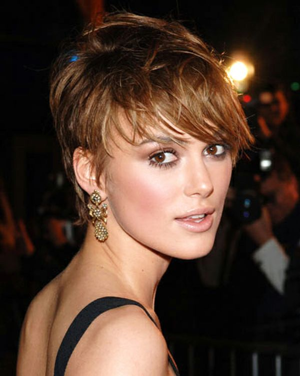 Outstanding Pixie Cut For Square Face Haircuts Hairstyles For Women Draintrainus