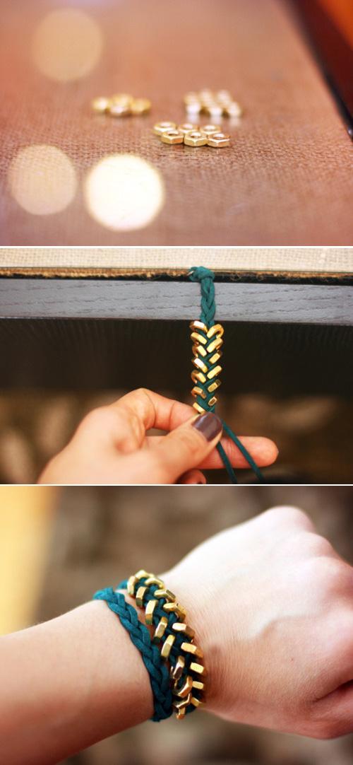 Metallic Bracelets