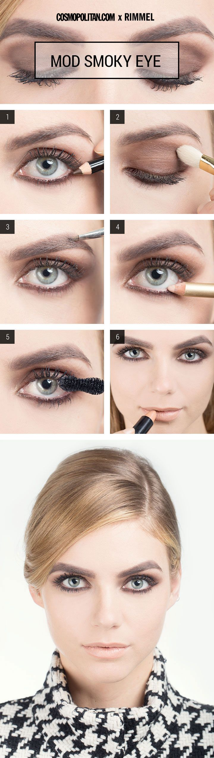 11perfect smoky eye makeup tutorials for different occasions mod smoky eye makeup tutorial baditri Images