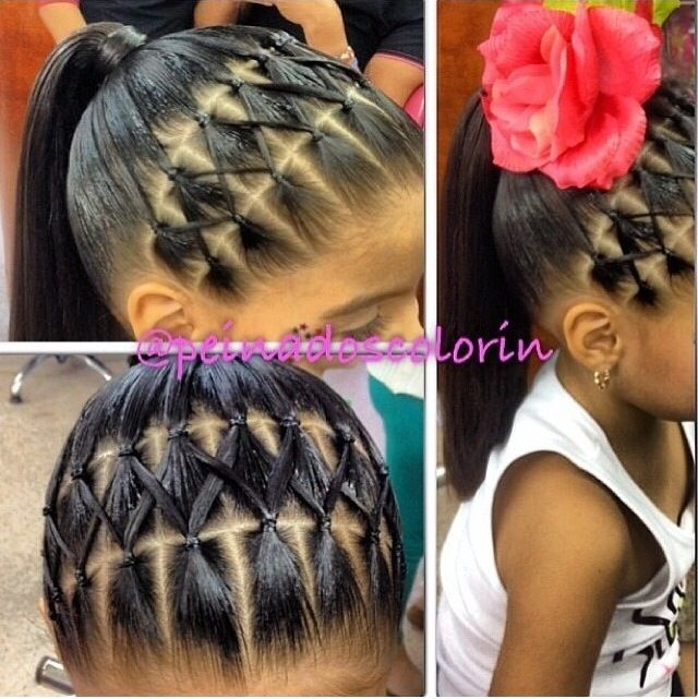 Cool 17 Super Cute Hairstyles For Little Girls Pretty Designs Hairstyles For Women Draintrainus