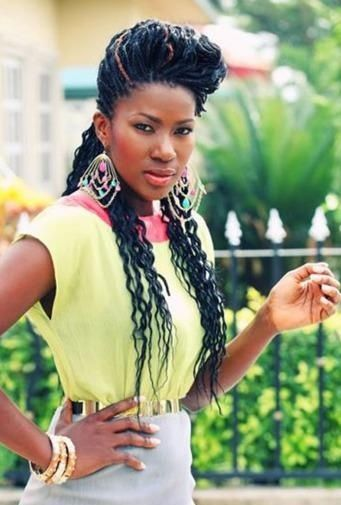 Phenomenal 17 Creative African Hair Braiding Styles Pretty Designs Hairstyle Inspiration Daily Dogsangcom