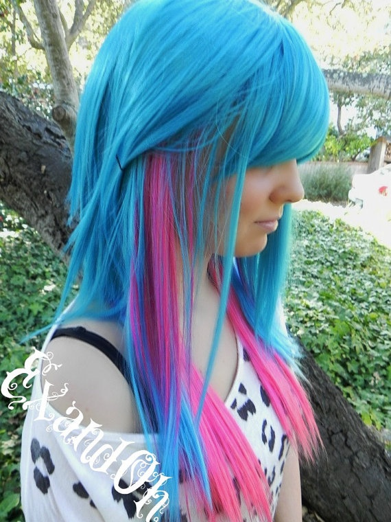 16 Amazing Colored Hairstyles - Pretty Designs - photo#31