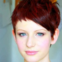 Pretty Pixie Haircut