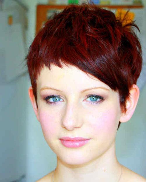 Pretty Pixie Haircut