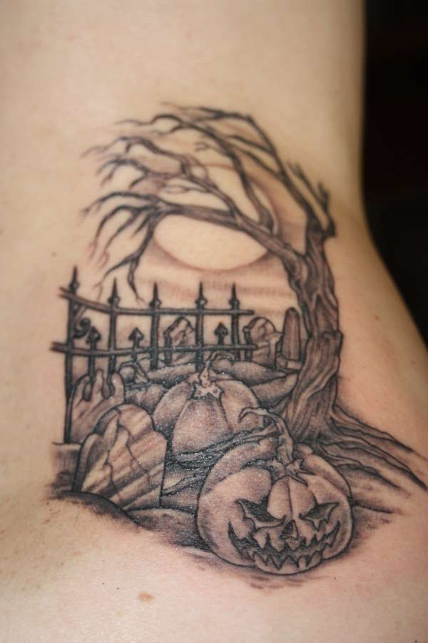 Pumpkin Tattoos