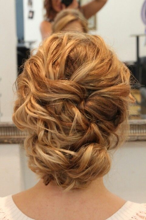 20 Gorgeous Messy Wedding Updos Pretty Designs