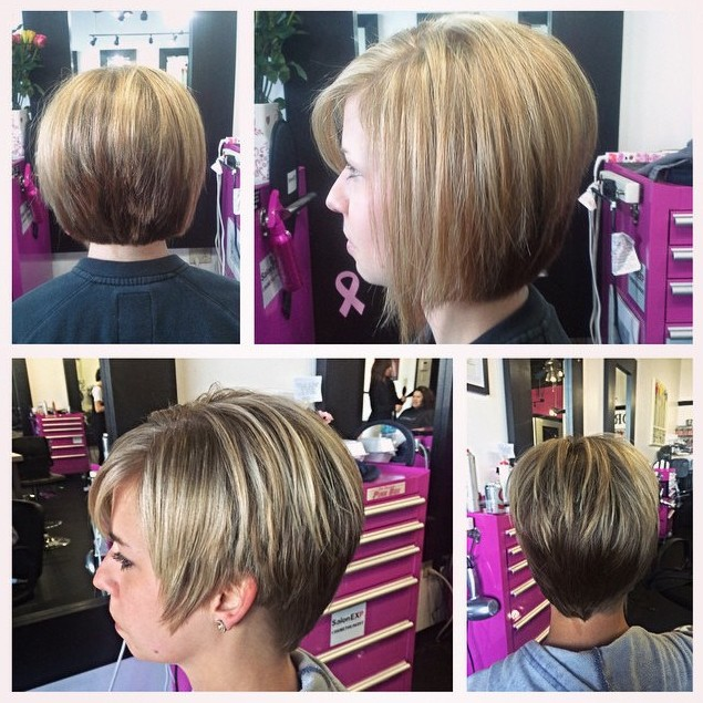 Swell 30 Latest Chic Bob Hairstyles For 2017 Pretty Designs Short Hairstyles For Black Women Fulllsitofus