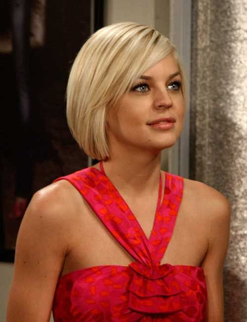 Alluring Straight Hairstyles Short Medium