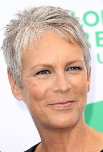 with Best Eyebrow Color For Grey Hair besides Hairstyle Short Haircuts ...