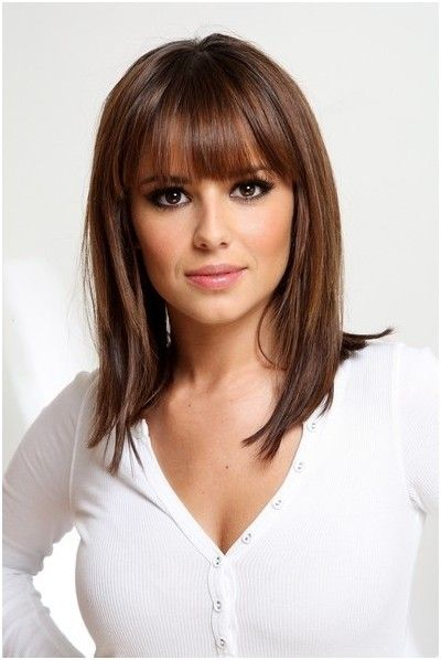 20 Great Shoulder Length Layered Hairstyles - Pretty Designs