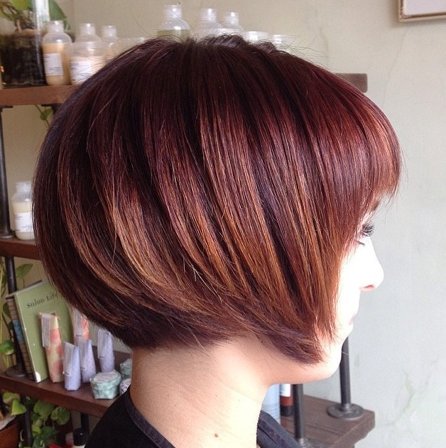 Groovy 30 Latest Chic Bob Hairstyles For 2017 Pretty Designs Hairstyle Inspiration Daily Dogsangcom