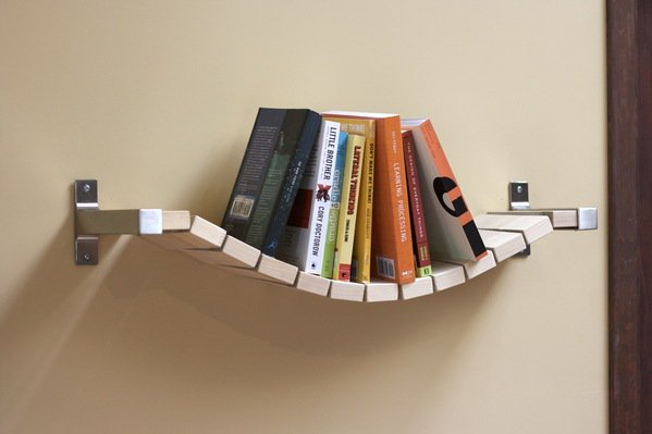 16 book shelf designs for your home - pretty designs