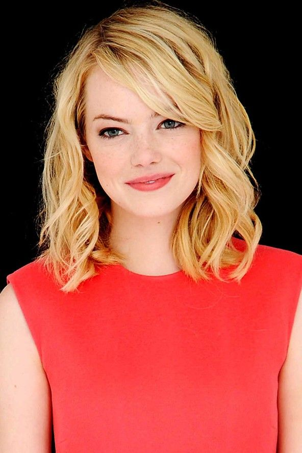 13 Great Emma Stone Hairstyles Pretty Designs