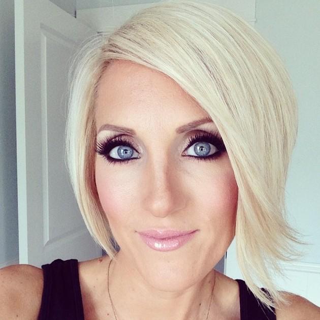 Dark blonde hair tumblr girls