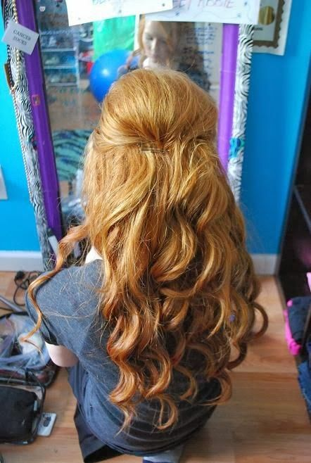 Simple Graduation Hairstyles For Long Hair 82
