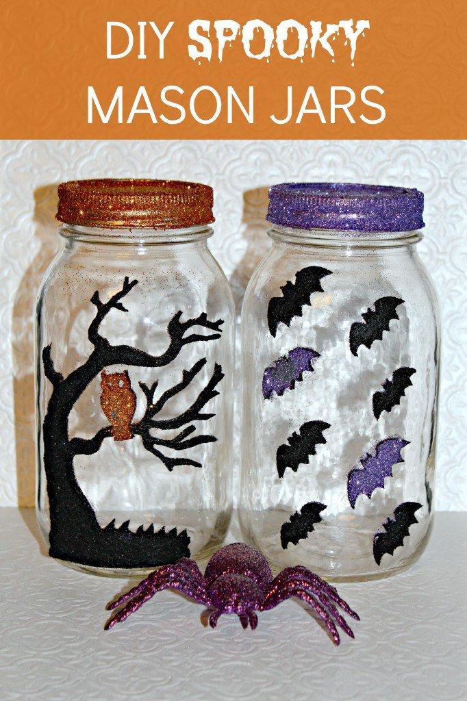 Spooky Jars