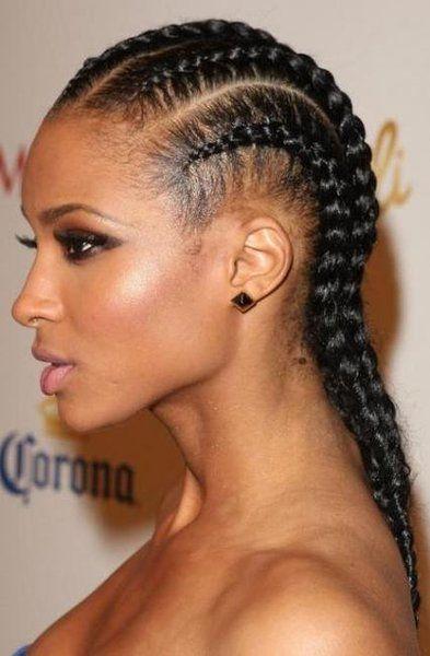 Stunning African Hair Braiding Style