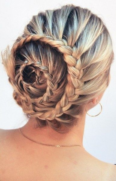 Stunning Braided Hairstyle for Long Hair