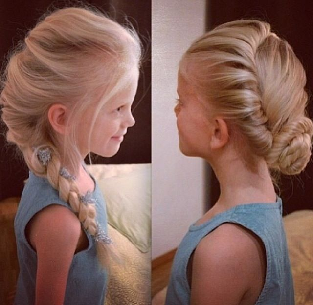 Astounding 17 Super Cute Hairstyles For Little Girls Pretty Designs Hairstyle Inspiration Daily Dogsangcom