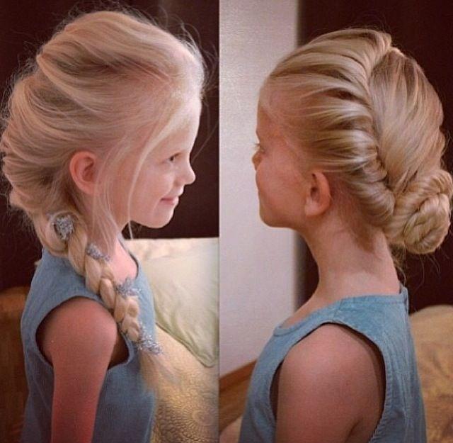 Peachy 17 Super Cute Hairstyles For Little Girls Pretty Designs Short Hairstyles For Black Women Fulllsitofus