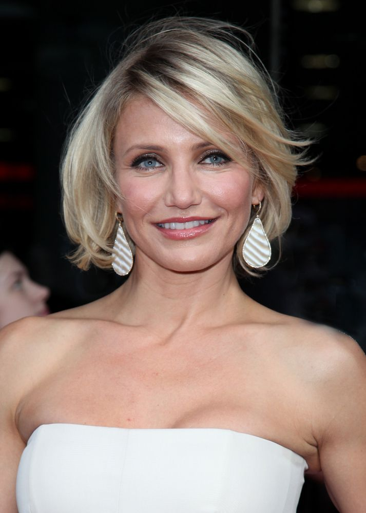 17 fabulous cameron diaz hairstyles pretty designs stylish bob haircut cameron diaz hairstyles urmus Image collections
