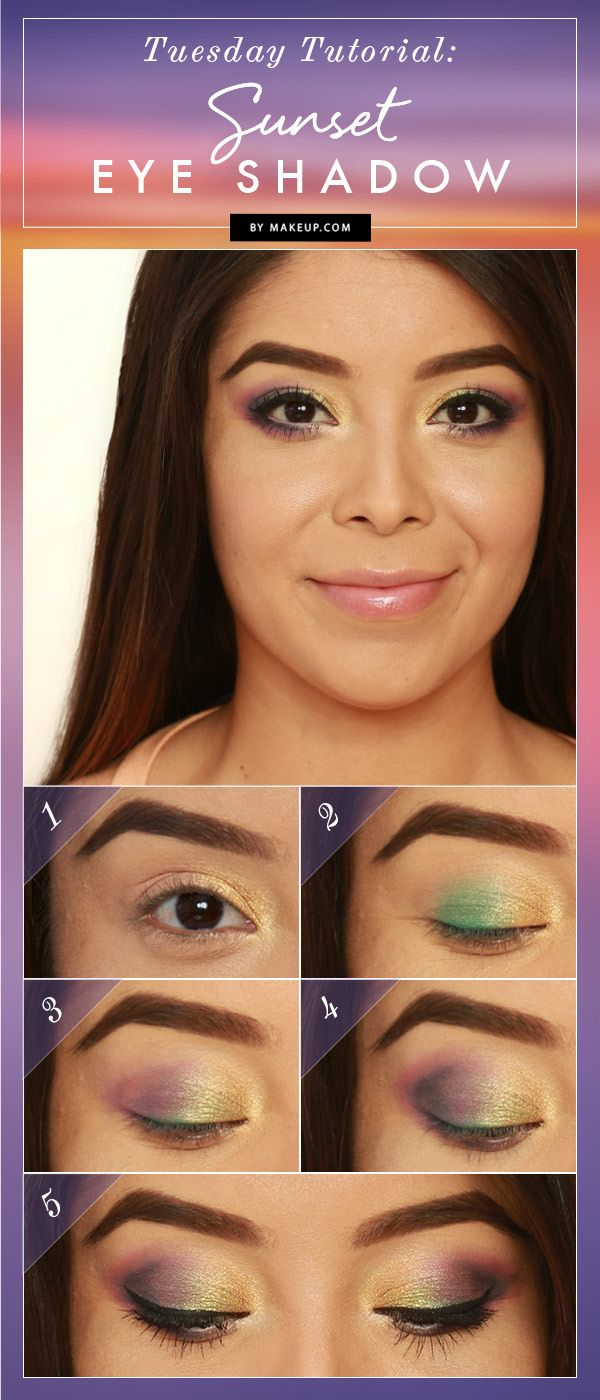 Sunset Eye Shadow
