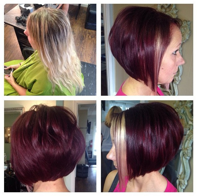 Terrific 30 Latest Chic Bob Hairstyles For 2017 Pretty Designs Hairstyles For Men Maxibearus