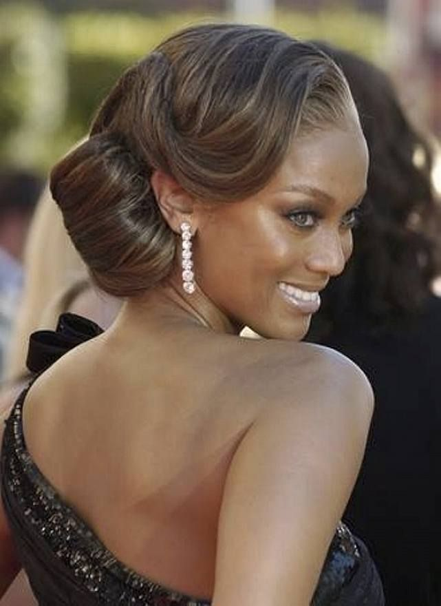 Wedding Hairstyles Updos : 15 Awesome Wedding Hairstyles for Black Women - Pretty Designs