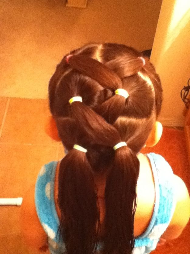 Marvelous 17 Super Cute Hairstyles For Little Girls Pretty Designs Hairstyles For Women Draintrainus