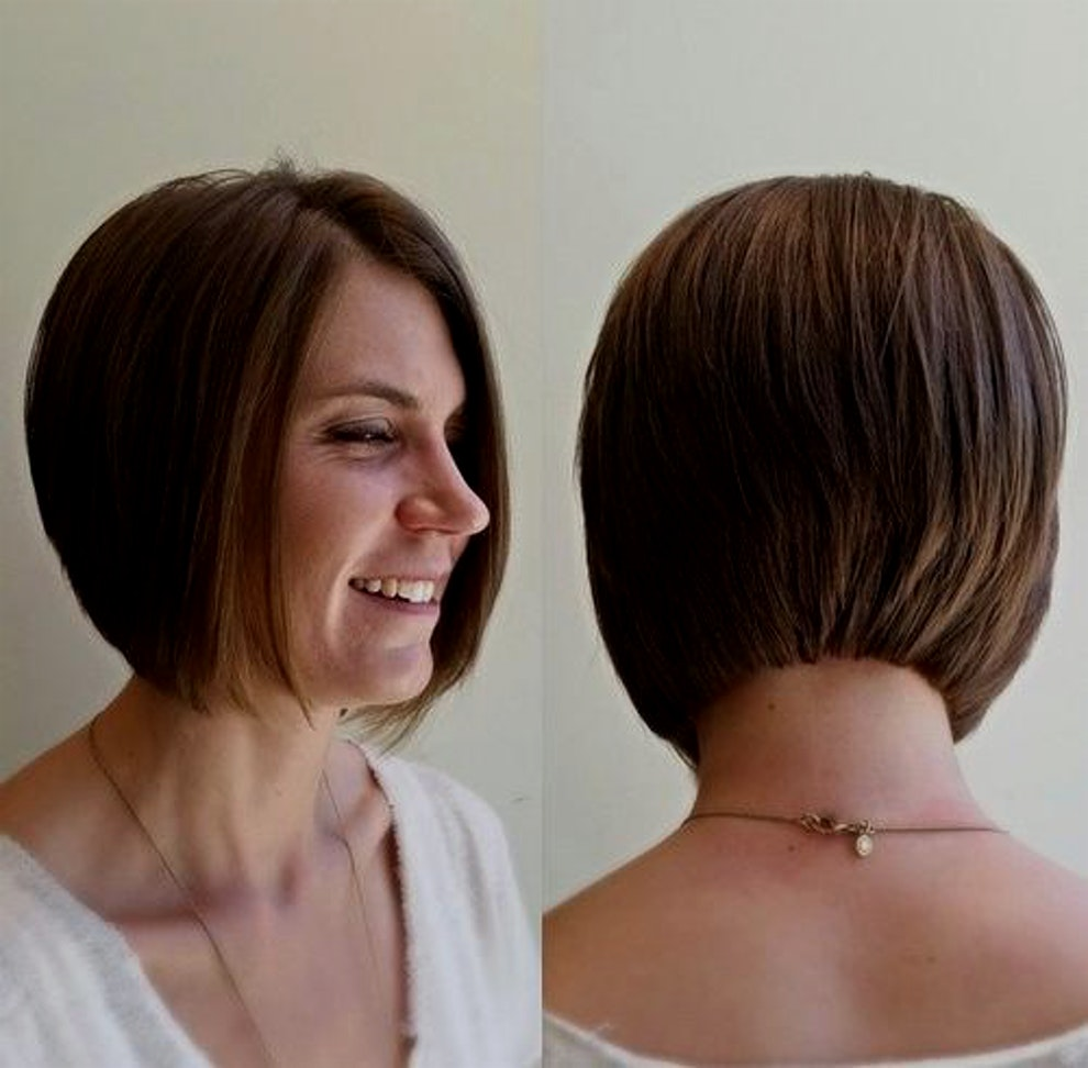 10 Latest Chic Bob Hairstyles for 10 - Pretty Designs