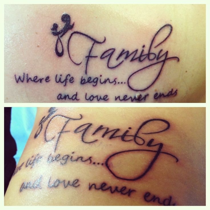 12 Pretty Mother-daughter Tattoo Designs - Pretty Designs